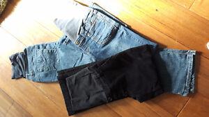 EUC maternity pants