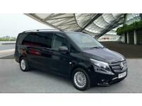 2020 Mercedes-Benz EVITO 100kWh PRO Tourer Auto L3 N/A 5dr (9Seat) Minibus Elect