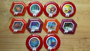 Disney Infinity Power Disc Series 1,2,3 - Incl. the Rare Discs