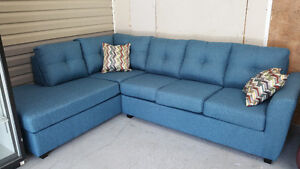 Brand new canadian made sectional