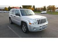 2008 Jeep Patriot 2.4 Limited Station Wagon 4x4 5dr