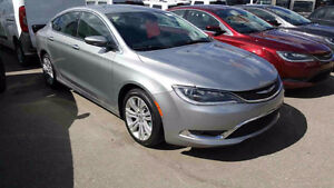 2015 Chrysler 200-Series Sedan
