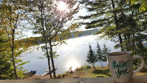 Waterfront Cottage with Private Beach JUST HAD CANCELATION (July