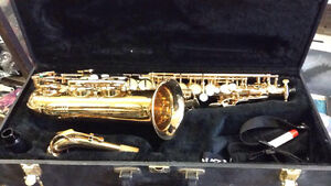 Jules Keilworth ST 90 Sax in a case