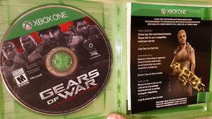 Gears of War Ultimate edition for XBOX ONE Oakville / Halton Region Toronto (GTA) image 2