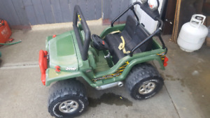 12v Power wheels jeep