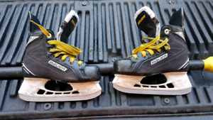 Youth kids hockey skates