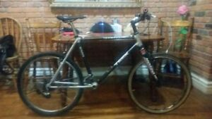 trek mountain bike carbon fiber old school