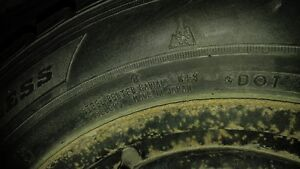 Four winter tires made in Japan Kingston Kingston Area image 7
