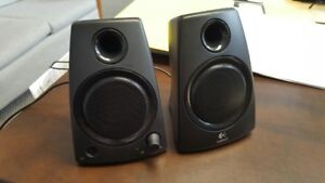 Logitec Z130 Computer Speakers