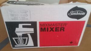 sunbeam mix master