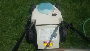 Like New Neuton Cordless Electric Mower London Ontario image 2