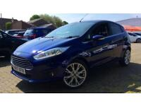 2017 Ford Fiesta 1.0 EcoBoost 125 Titanium X (N Manual Petrol Hatchback