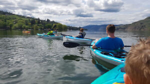 MOBILE kayak rental in vernon, Coldstream & Lake Country
