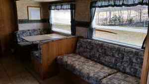 Available for rental at the Beausejour Campground in Shediac N.B