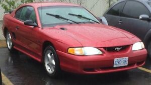 1995 Mustang GT 5.0L 5-Speed Cambridge Kitchener Area image 4