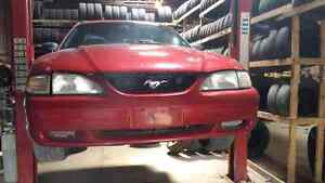 WE ARE PARTING OUT A 1994 FORD MUSTANG GT Windsor Region Ontario image 1