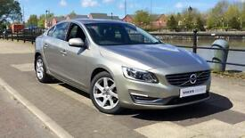 2013 Volvo S60 D4 (163) SE Lux Nav with Winte Automatic Diesel Saloon