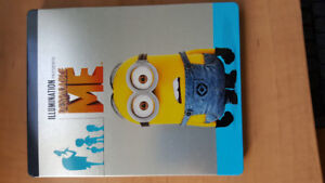 Despicable Me blu-ray steelbook