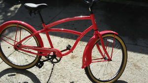 special edition norco Red Racer bike