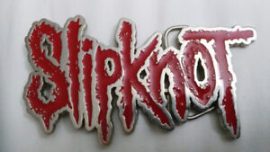 SLIPKNOT BELT BUCKLE