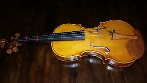 Violin- Made in 2012 By Gary Robertson