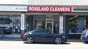 Dry Cleaning & Alteration  business for SALE