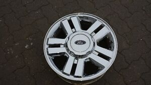 Ford F Series 18 inch Aluminum Rims with sensors