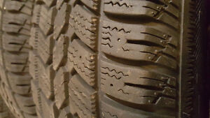 225/70R16 Arctic Claw winter tires on rims London Ontario image 3