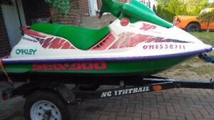 Sea-Doo Jet Ski for sale
