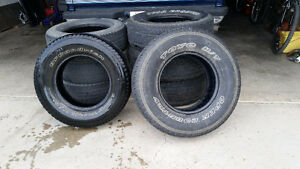 16 Inch Tires - 2 Sets