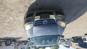 2007  Volkswagen 4door automatic fully loaded leather sunroof