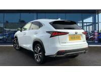 2018 Lexus NX 300h 2.5 F-Sport 5dr CVT [Premium Nav] Hybrid Estate Auto Estate H