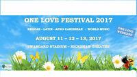 Early Bird - One Love Westcoast Festival