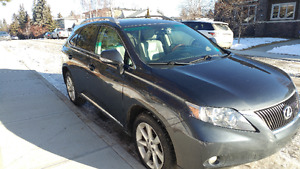 2010 Lexus RX SUV, Fully Loaded, under 100K