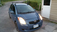 2007 Toyota Yaris runs great priced for a quick sale