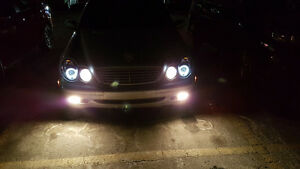 2003 Mercedes-Benz C320 V6 with halo headlight, need gone quick