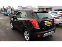 2014 Vauxhall Mokka 1.7 CDTi Exclusiv Automatic Diesel Hatchback