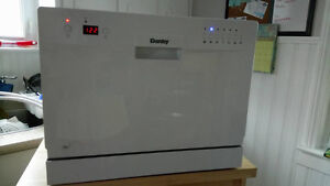 Danby Countertop Dishwasher $180
