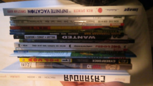 Graphic novels indie