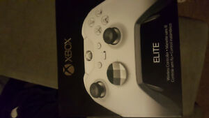 Xbox one elite controller special edition brand new used once