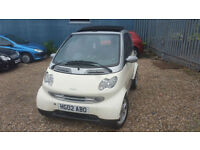 Smart Car Smart 0.6 Passio CONVE not nissan,citroen,peugeot,toyota,mini,vw,ford