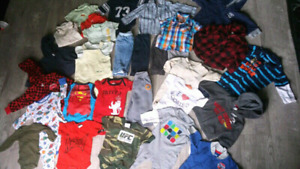 Boys 0-6 month clothing