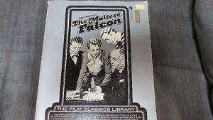 The Maltese Falcon-script/photo book