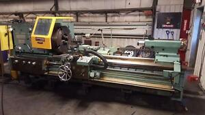 "12.6"" Bore Stanko semi-automatic lathe"