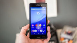mobile Cellulaire Sony Xperia M4 16GB – Like New Unlocked