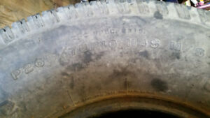 Firestone Wilderness A/T P265/75R16