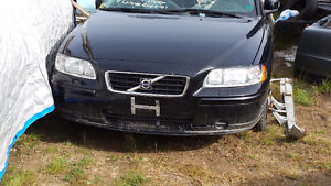2008 VOLVO S60 PARTING OUT FWD