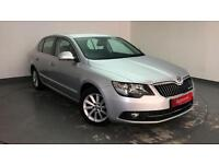 Skoda Superb 1.6 TDI CR SE GreenLine III DIESEL MANUAL 2013/63