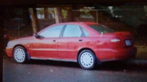 2001 Volvo S40 $800